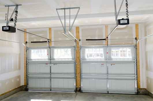 Spring System Vs Pulley, Pulley System For Garage Door